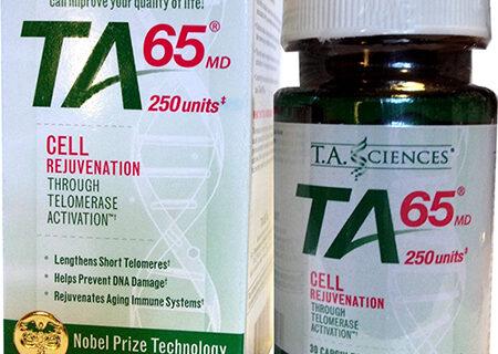 TA 65 Telomeres Coral Gables