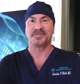 Dr. Charles Mahl Prolotherapy Specialists