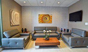 GenLife lobby Regenerative Medicine Miami