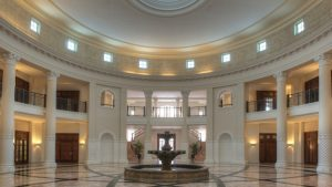 Westin Coral Gables Colonnade Rotunda