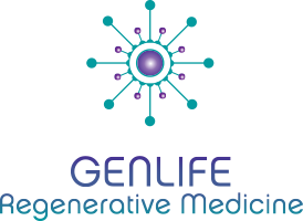 Genlife Regenerative Medicine Logo