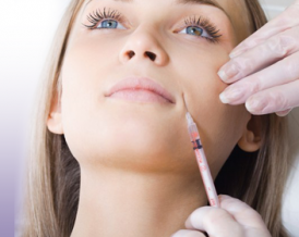 Botox or hyaluronic acid injection Miami Facial Injectable and Dermal Fillers Miami.