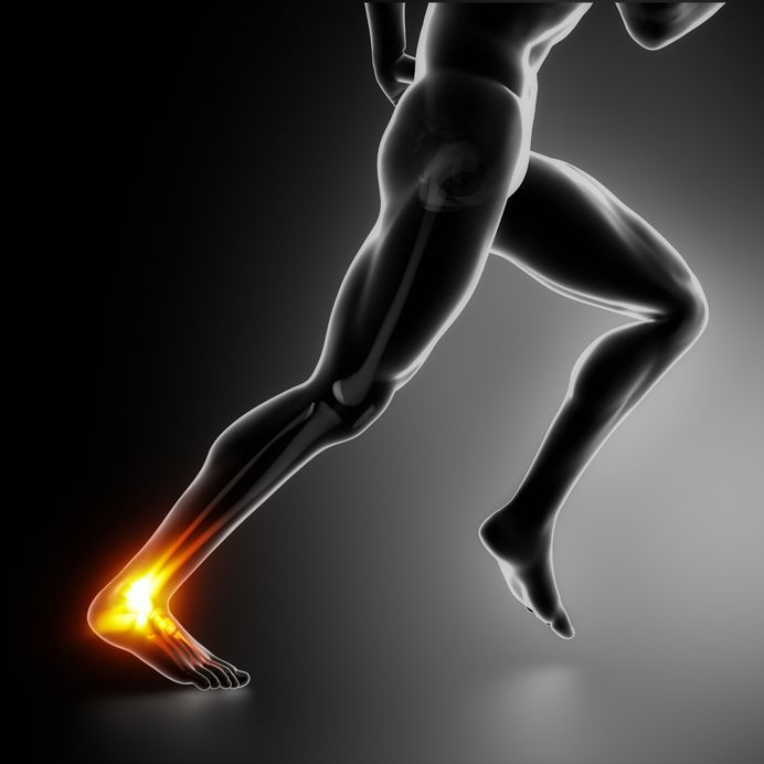 prevent ankle pain