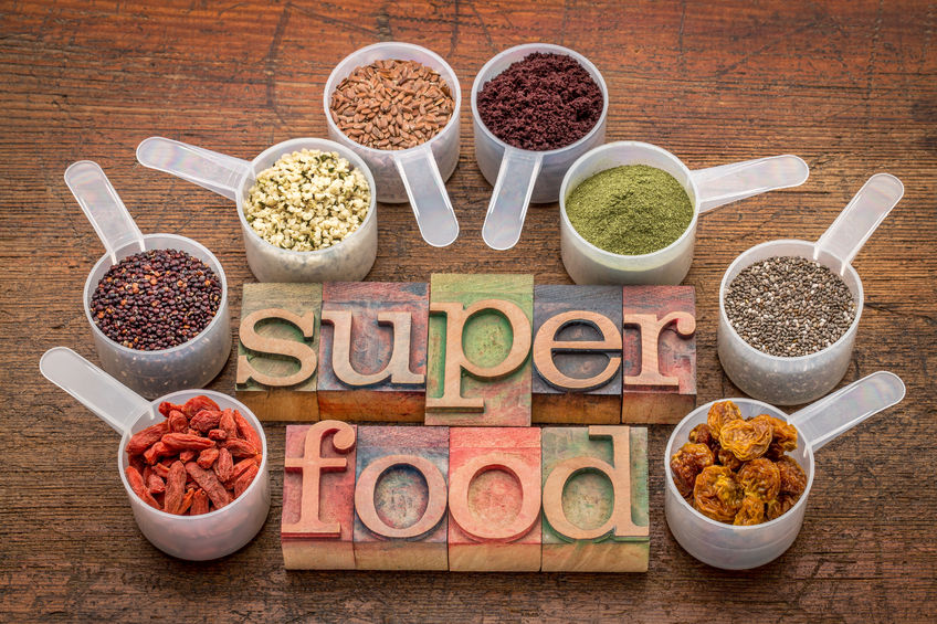 the best superfoods