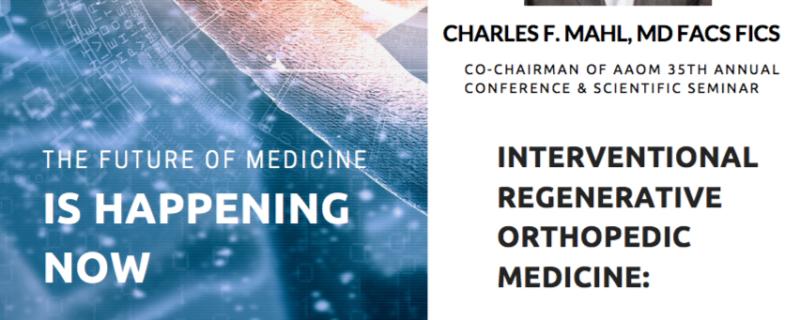 Genlife Miami The future of medicine interventional regenerative orthopedic medicine