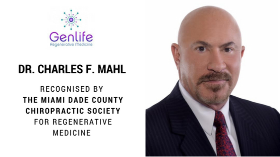 Genlife dr. Charles Mahl, pain management doctor Miami