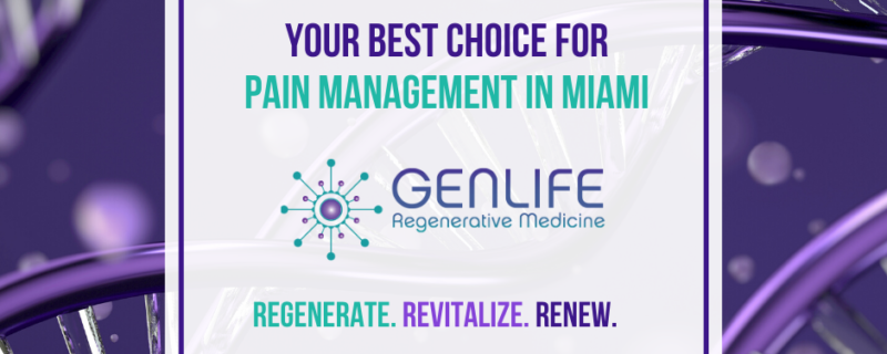 Pain Clinic in Miami Stem Cells