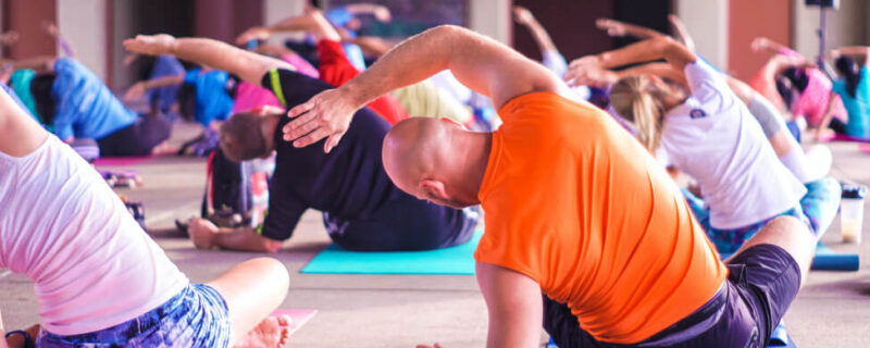 Yoga for recovery of injuries