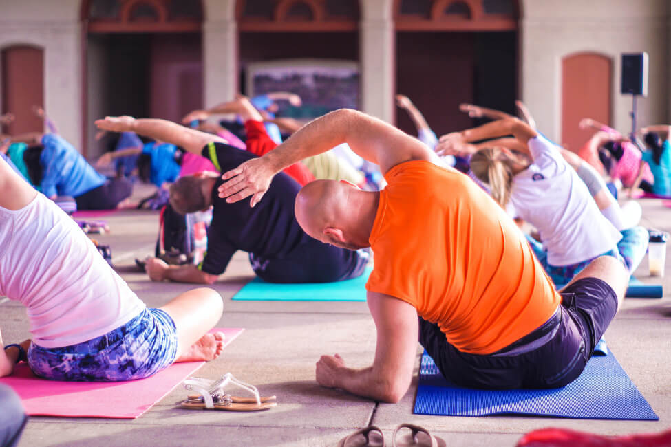 Yoga for Recovery and Fitness